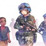 中国人民解放軍 (UN)